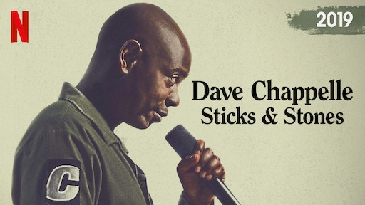 Image result for dave chappelle sticks and stones